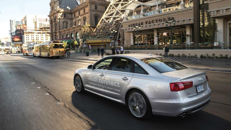 masini autonome infrastructura