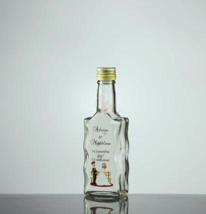 sticle pentru nunta